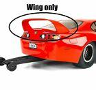3D Printed Wing Spoiler for ProLine 1995 Toyota SUPRA 1/10 Drag Car Body 22s 2wd