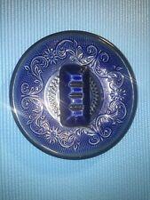 """Vintage ashtray art deco  mid century Topline Imports Japan 7 1/2"""""""
