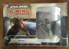 """Star wars x wing miniatures collection """"Slave 1"""" Brand New UNOPENED"""