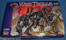 DARK ALLIANCE #72030. WAR TROLLS set #1 . 1/72 SCALE. NOT GW.