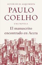 Vintage Espanol: Manuscrito Encontrado en Accra by Paulo Coelho (2013,...