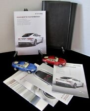 2015 Jaguar F-Type with Navigation Owners Manual Set #O734