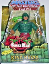 King Hssss 2nd King Hiss Masters of the Universe Classics He-Man MotU Classics