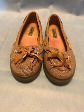 Sperry Top-Sider Women's size 6 Brown Flats