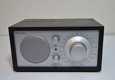 Tivoli Audio Model One AM/FM Tischplatte Radio * Schwarz / Silber
