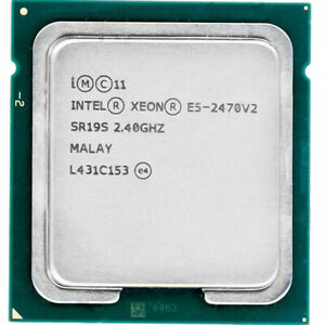 Intel Xeon E5-2470 V2 2.4GHz 25MB 8GT/s SR19S LGA1356 CPU Processor