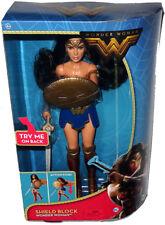 Shield Block Wonder Woman Movie Doll Action Figure MIB DC Comics Gal Gadot FDF39