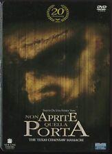 NON APRITE QUELLA PORTA 2 dvd edizione STEELBOOK RARO 20 anniversario sigillato