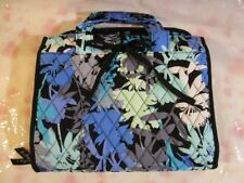 VERA BRADLEY Hanging Organizer Travel Cosmetics New CAMOFLORAL Blue