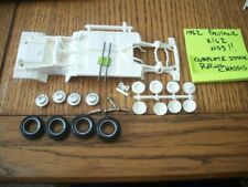 Amt 1962 Annual Ford Fairlaine Annual Nos Stock Rolling Chassis K162