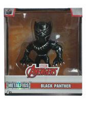 "Jada Metalfigs Marvel 4/"" Diecast Metals Action Figure 30445 Black Panther M47"