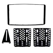 Car Radio Replacement Dash Mounting Kit Double Din for Ford Lincoln Mercury