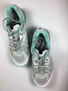Pearl Izumi X-Road Fuel IV SPD Cycling Shoes White/foam Green Women's EU 39