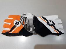 Assos Summer gloves mitts Orange NEW XL