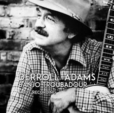 Derroll Adams – Banjo Troubadour (A Live Recording) Vinyl + CD