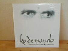 2LP + DVD C.S.I. Ko de mondo (Universal 1994/RE 2019) ltd ps black vinyl SEALED!