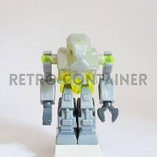 LEGO Minifigures - 1x exf004 - Robot Devastator Green - Exo Force Omino Minifig