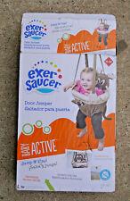 Evenflo Exersaucer Baby Door Jumper Doorway johnny jump up Kangaroo with pouch