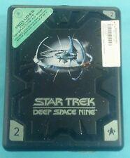 Star Trek Deep Space Nine : Season 2 Hard Case Edition (DVD, 2007, 7-Disc Set)