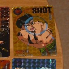 YUYU HAKUSHO PRISM CARDDASS CARD CARTE 255 RARE MADE IN JAPAN 1995 **