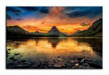 Reproduction Canvas Sunsets Art Prints