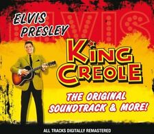 Elvis Presely - King Creole  ....     new cd in  seal