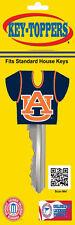 "Auburn Tigers ""Jersey"" Key Toppers"