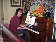 BOOGIE WOOGIE PIANO DVD TUTORIAL. JERRY LEE LEWIS STYLE.TERRY MILES