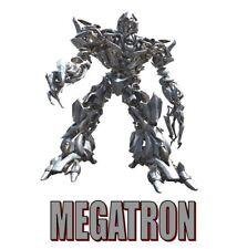 Transformer Megatron 5X7 T-shirt Iron on transfer
