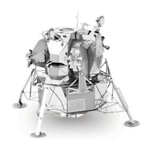 Métal earth 3d laser cut METAL MINIATURE model kits NASA Apollo module lunaire
