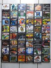 Playstation 1 , Konsole + 48 Spiele + 2 Memory Karten + 3 Kontroller + Kabel