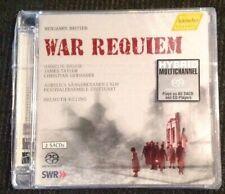 Britten: War Requiem Super Audio CD 2008, 2 SACD Discs Haenssler SEALED Hybrid