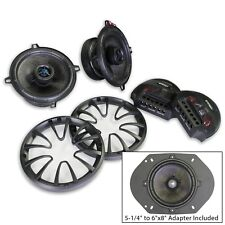"Energy ENC525CV2 5-1/4"" or 6""x8"" 2-way Coaxial/Component Speakers System (1Pair)"