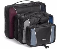 Packing Cubes for Travel | 5 Piece Set | Laundry Bag - SAVE 50%! FREE Shipping!