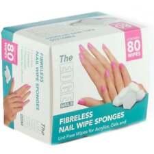 Edge Nails Toallitas Profesional-fibreless Nail limpie esponjas (2011007)