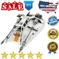 Building Blocks Set Star Wars 05084 The Snowspeeder Aircraft Model Toys for Kids