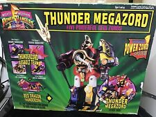 1994 Power Rangers Red Dragon Thunder Megazord UNOPENED