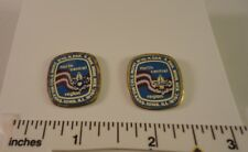 BSA Hatpin - Lot of 2 - North Central Region Pins - -