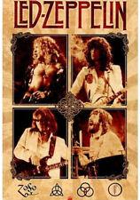 """Led Zeppelin - Parchment Poster - 24""""x36"""""""