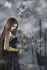 3d Imagen Arte Gótico Victoria Frances El Hada De Venecia Tamaño 39x29cm Aprox Nuevas