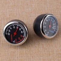 Accessoire Montre Hygromètre Automobile Tableau Thermomètre Intérieur Voiture
