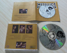 RARE CD ALBUM NEW BLOOD LIVE AT ROSKILDE FESTIVAL METALLICA 11 TITRES 2003