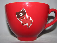 STARBUCKS BOO Halloween GHOST Big Red Coffee MUG or Cup 2006 Original