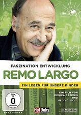 REMO LARGO - FASZINATION ENTWICKLUNG   DVD NEUF