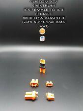 Spektrum IC5 Female to IC3 Female Wireless Adapter (with functional data port)