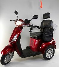 Electric mobil scooter, electric tricycle, senior mobililty scooter