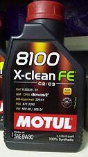 Aceite lubricante Motul 8100 Xclean fe 5w-30 C2 C3 Dexos 2 1 litro