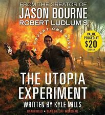 Robert Ludlums Covert One Novel The Utopia Experiment by Kyle Mills