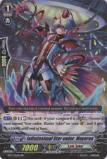 1x Cardfight!! Vanguard Infinitesimal Star-vader, Mayoron - BT17/021EN - RR Near