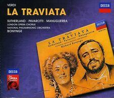 Joan Sutherland, G. - Decca Opera: Verdi la Traviata [New CD]